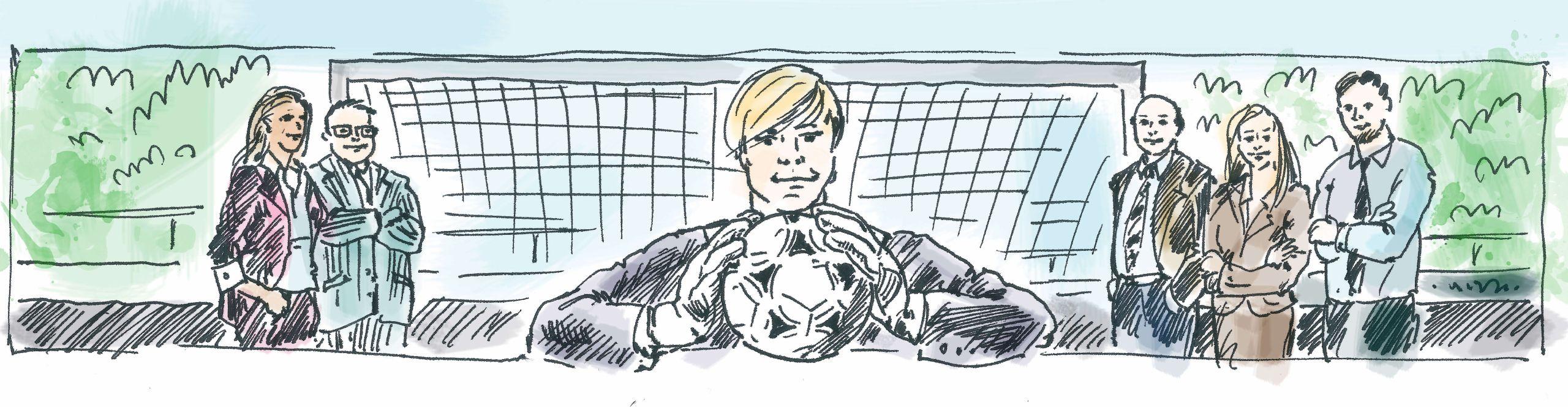 Slider: Fußball, Steuerberater Bönnigheim, Kircheim, Lauffen, Güglingen