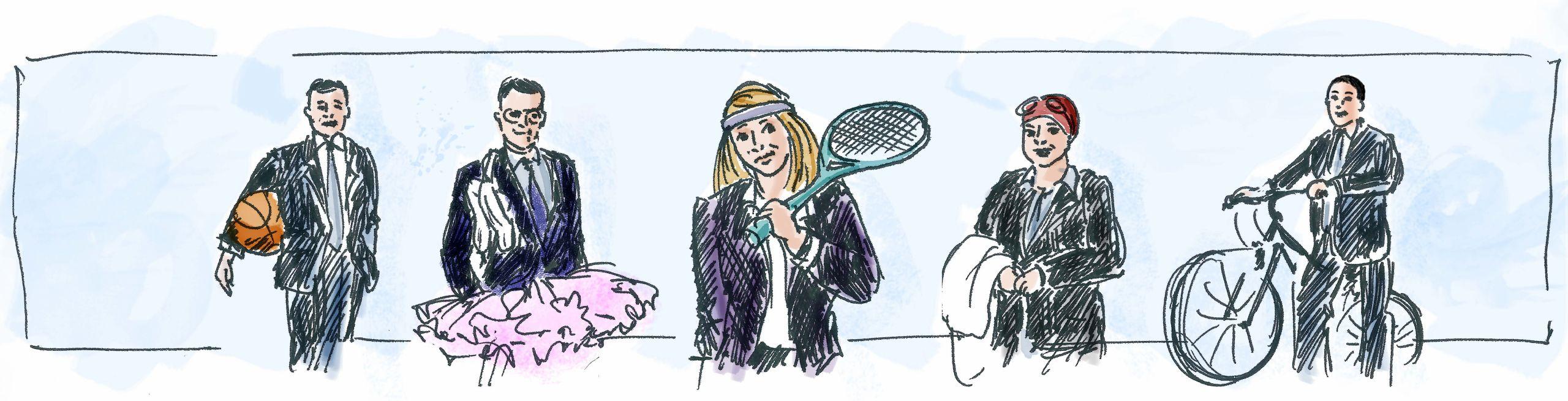 Slider: Tennis, Steuerberater Bönnigheim, Kircheim, Lauffen, Güglingen
