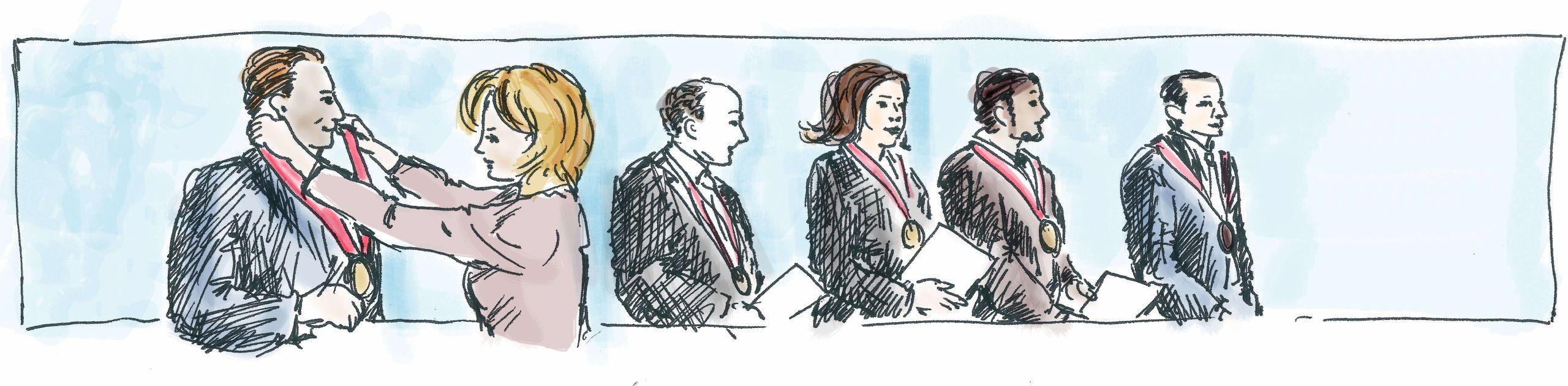 Slider: Medaille, Steuerberater Bönnigheim, Kircheim, Lauffen, Güglingen